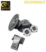 GK Audio Vias separadas 8