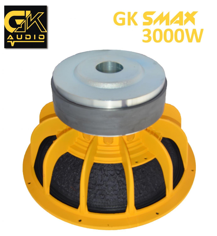 GK Audio Smax 3000 18