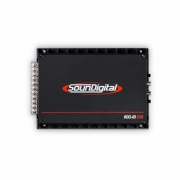 Soundigital SD 800.4 2OHM