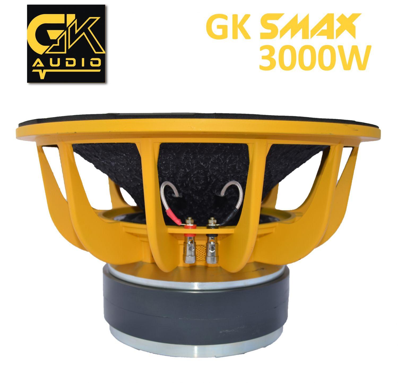 GK Audio Smax 3000 15