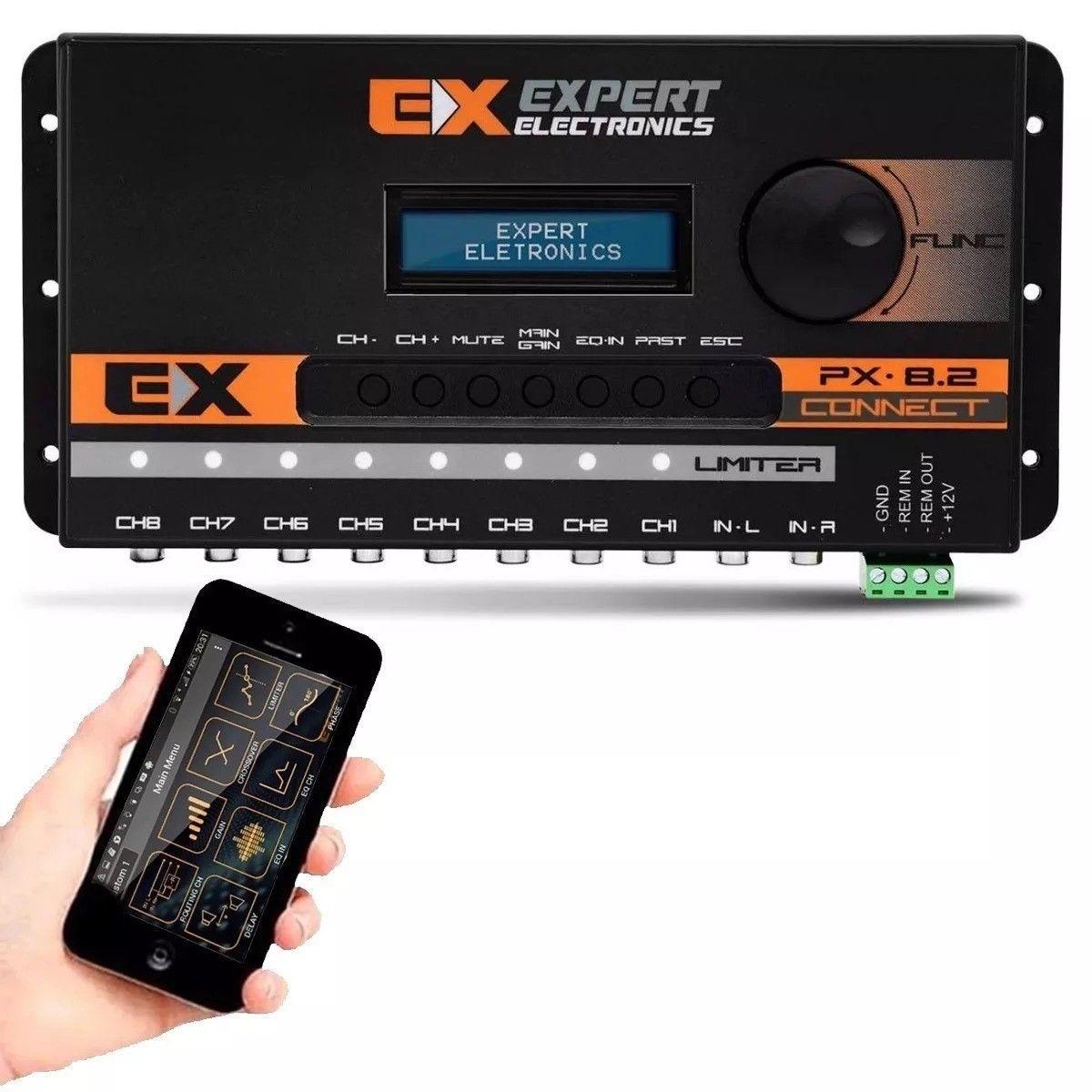 Expert PX8 Connect BT