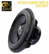 GK Audio 1800 CARBON 15