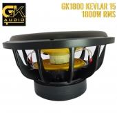 GK Audio 1800 KEVLAR 15