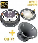 GK Audio 230TI + DIFUSOR F7