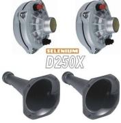 Pack Oferta 2 D250x + 2 HL1425 Selenium