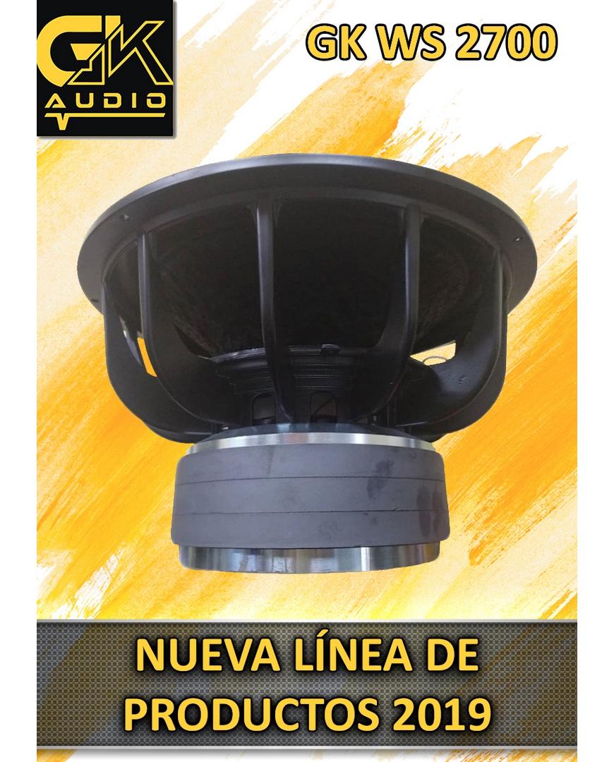 GK Audio WS2700 15