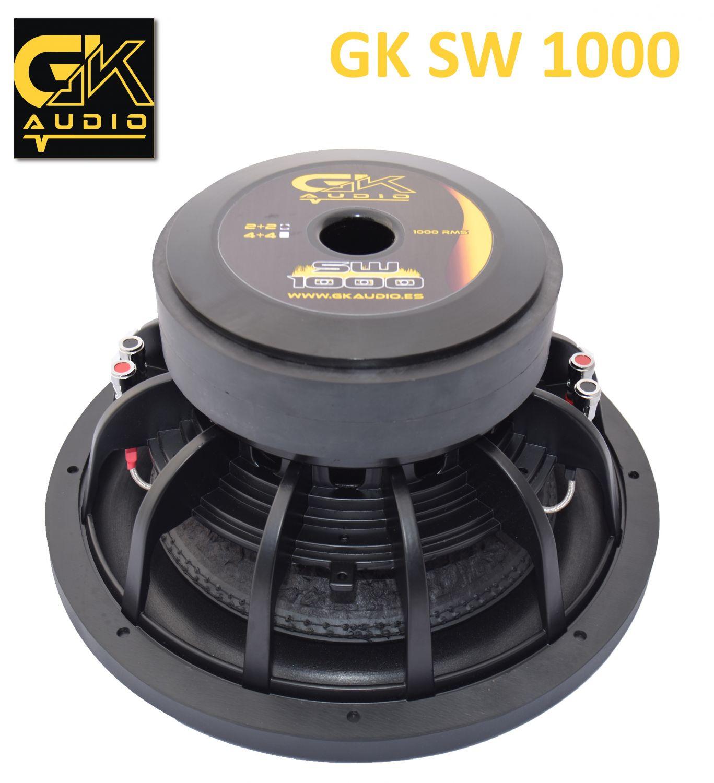GK Audio SW1000 15
