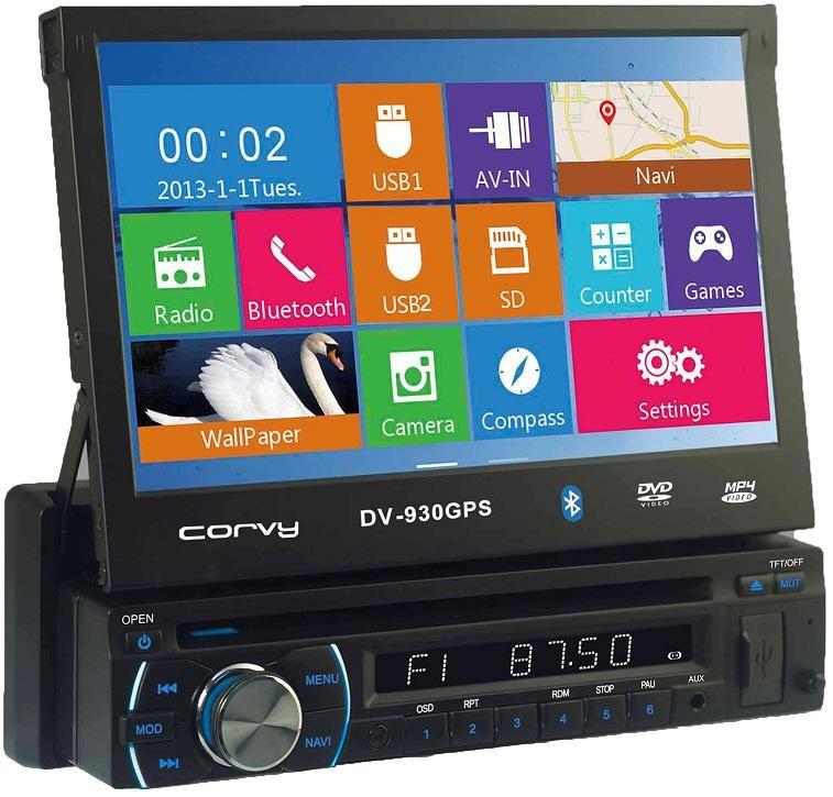 Corvy DV-930 GPS