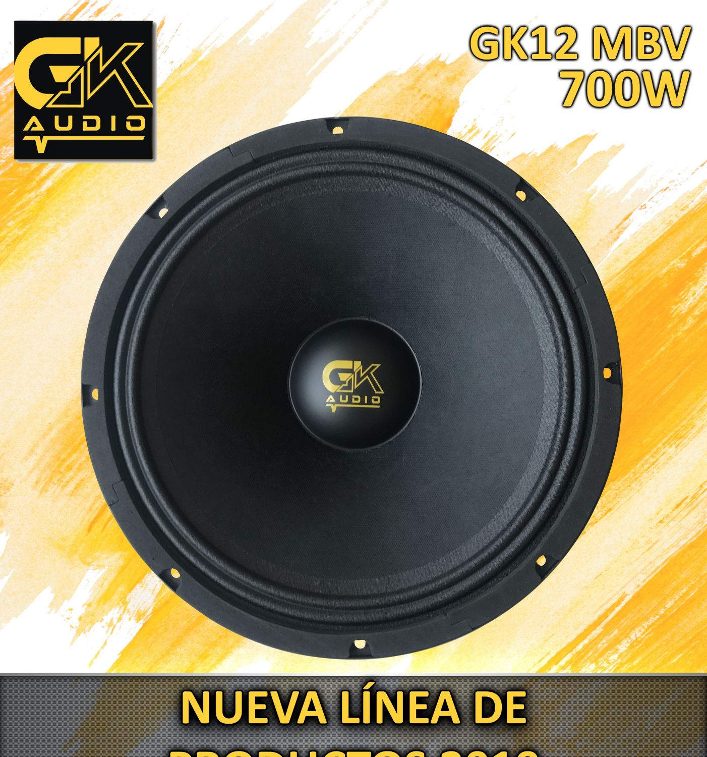 GK Audio 12 MBV