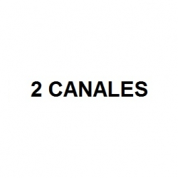 2 Canales