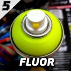 Colores Fluor 400ml
