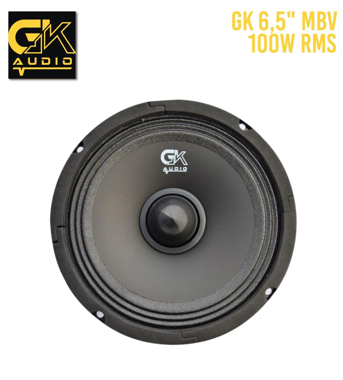 GK Audio Vias separadas 6.5