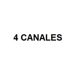4 Canales