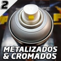 Metalizados y Cromados 400ml