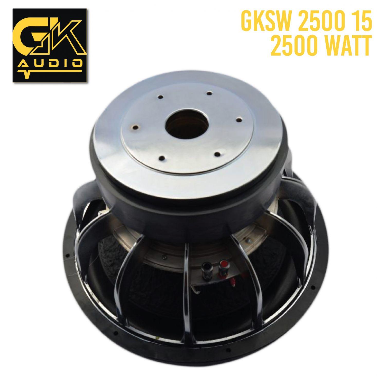 GK Audio SW2500 15