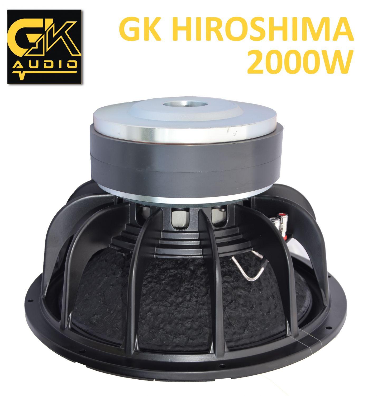 GK Audio HIROSHIMA 15